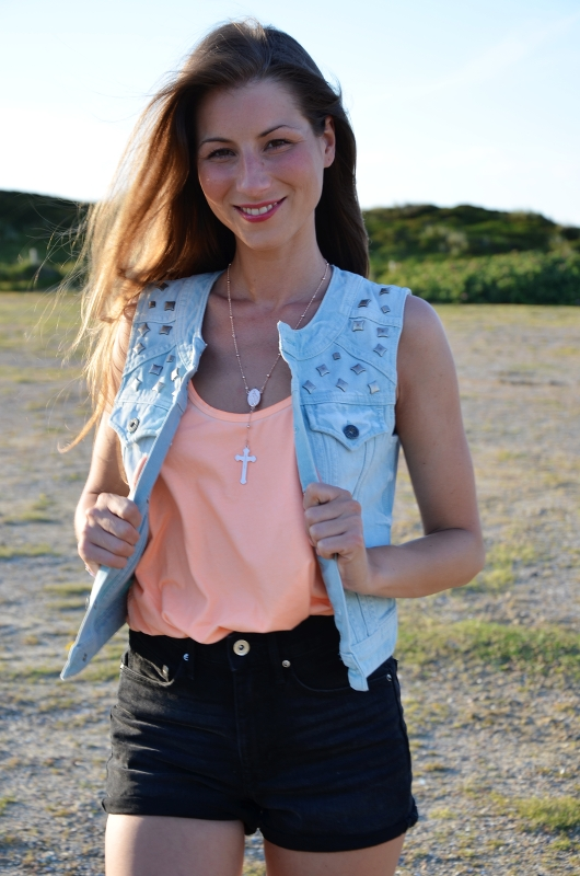 Outfit & Travel: Denim Summer Colors ☼