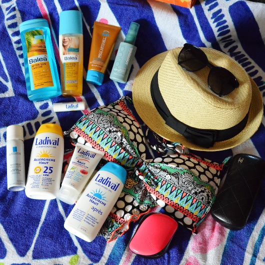 READY FOR THE ISLAND – MY SUMMER HOLIDAY ESSENTIALS