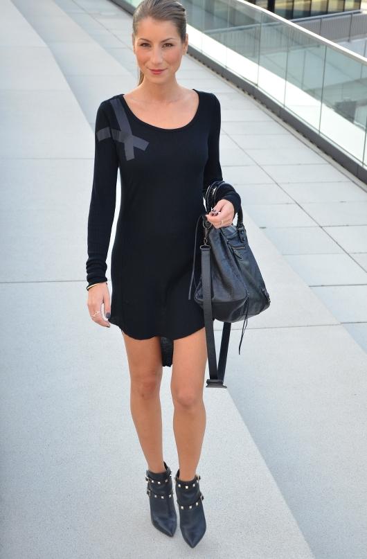 Outfit Black Sells Veja Du Modeblog Aus Deutschland Fashion
