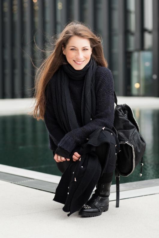 backpack stella mccartney outfit fashionblog