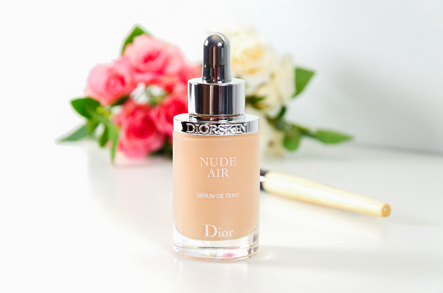 BEAUTY: DIORSKIN NUDE AIR SÉRUM DE TEINT
