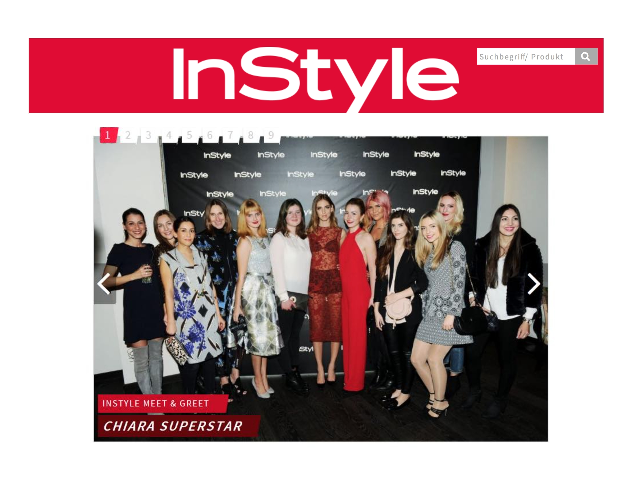 instyle cocktail