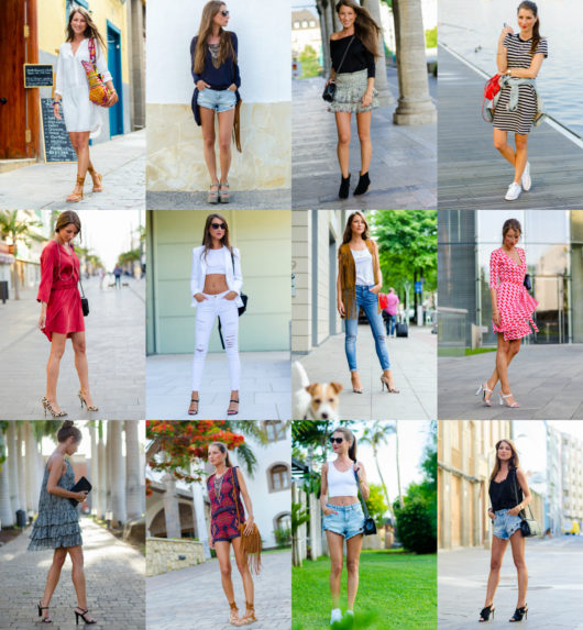 JUNE REVIEW: WHAT'S YOUR FAVORITE LOOK?