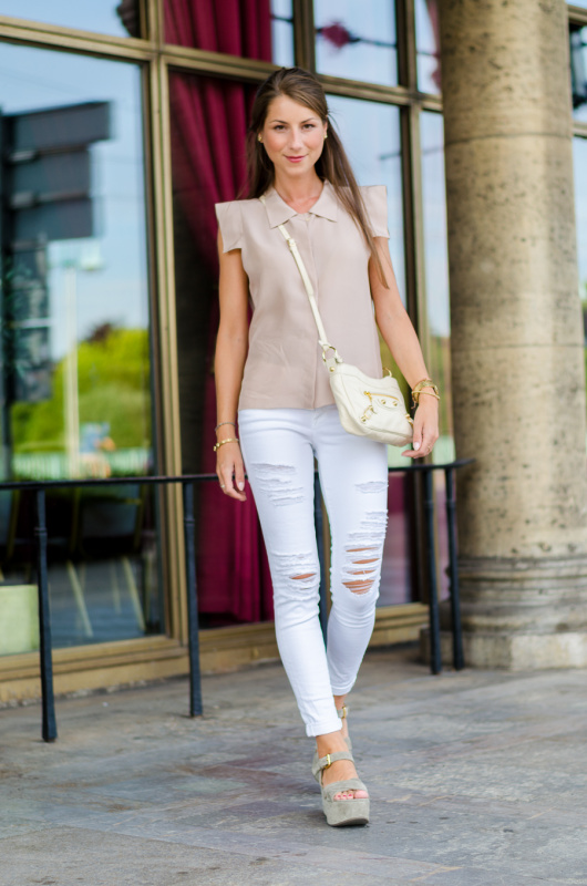 OUTFIT: CASUAL CHIC