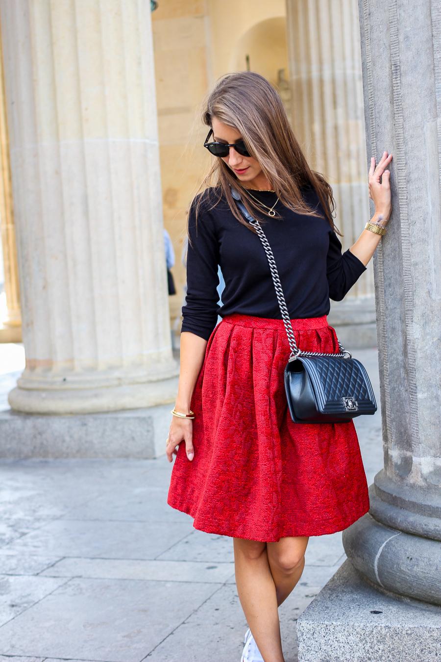 fashion week berlin outfit street style