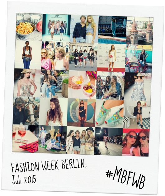#MBFWB // FASHION WEEK BERLIN JULI 2015