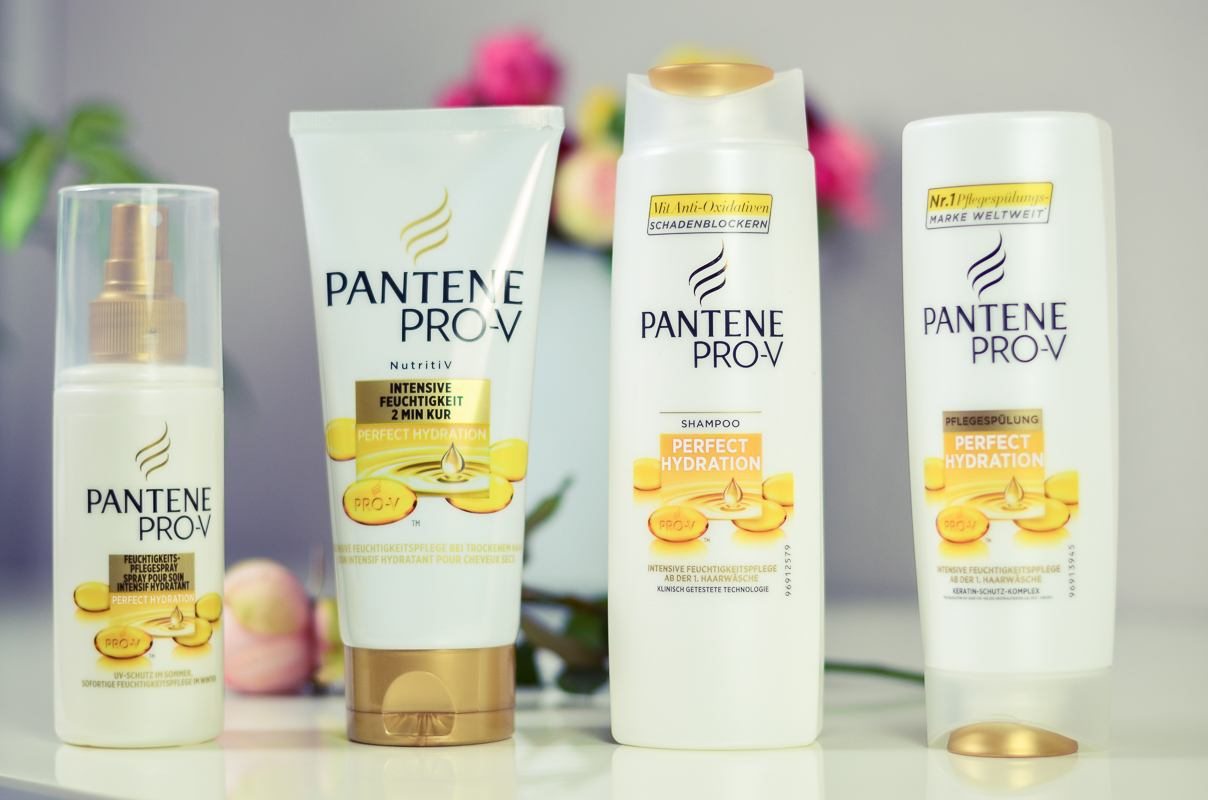 BEAUTY: DIE PANTENE PRO-V PERFECT HYDRATION PFLEGESERIE