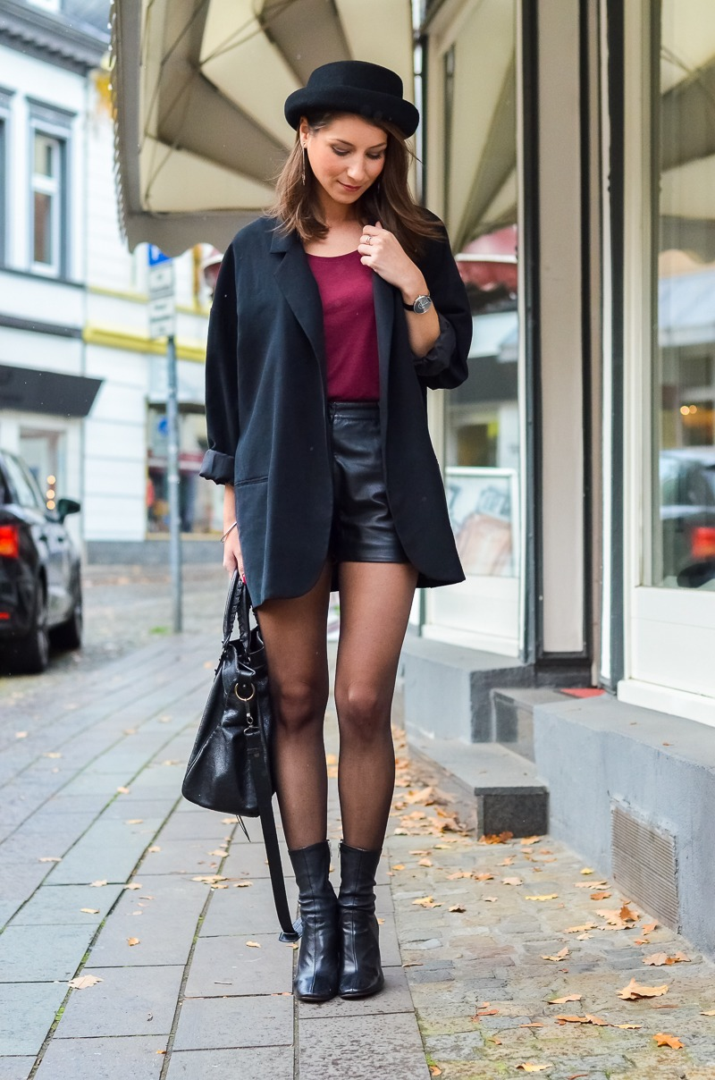 OUTFIT: MIT SHORTS, CHARME & MELONE