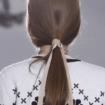 Frisur Bänder Dior
