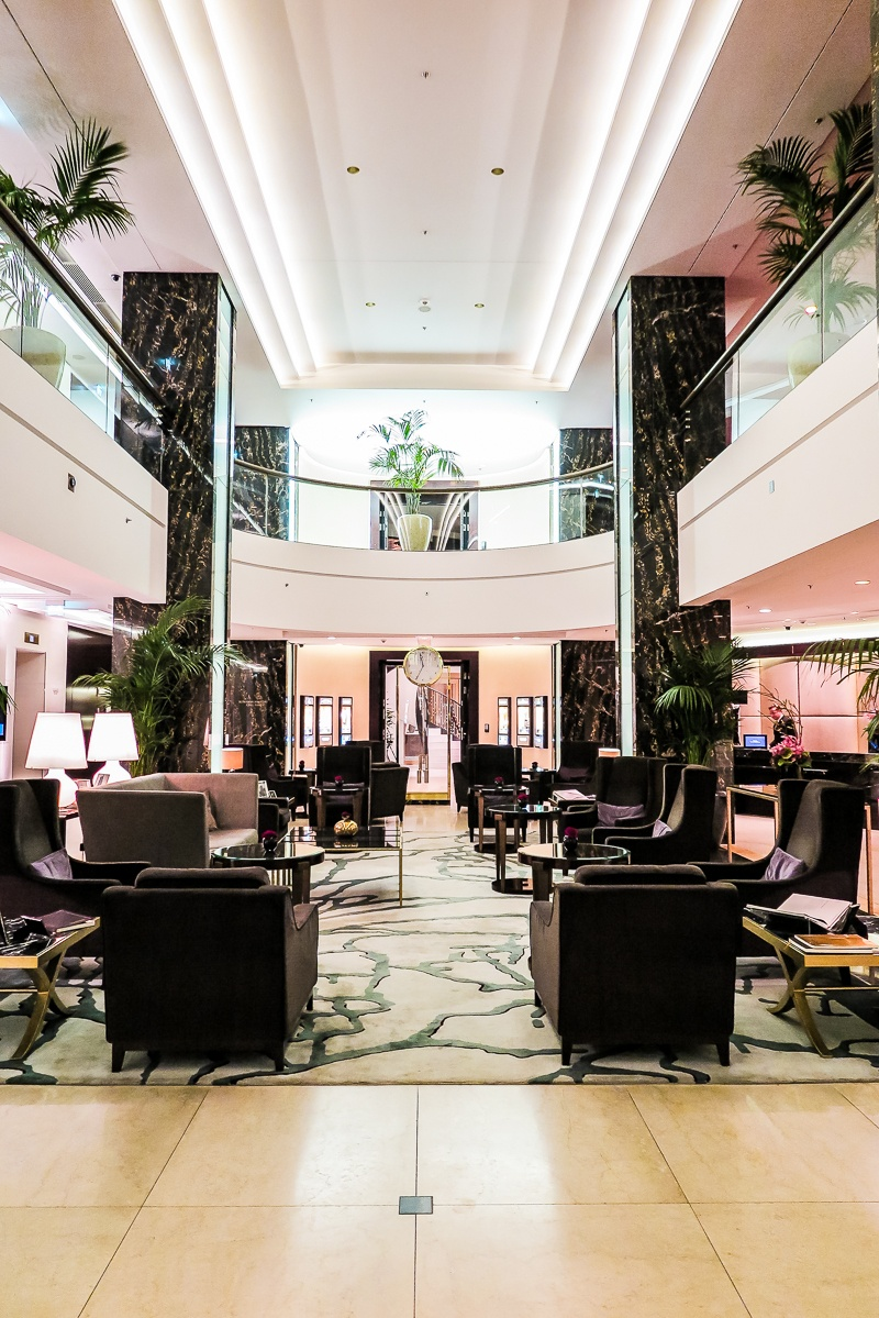 #MBFWB – HOTEL WALDORF ASTORIA BERLIN