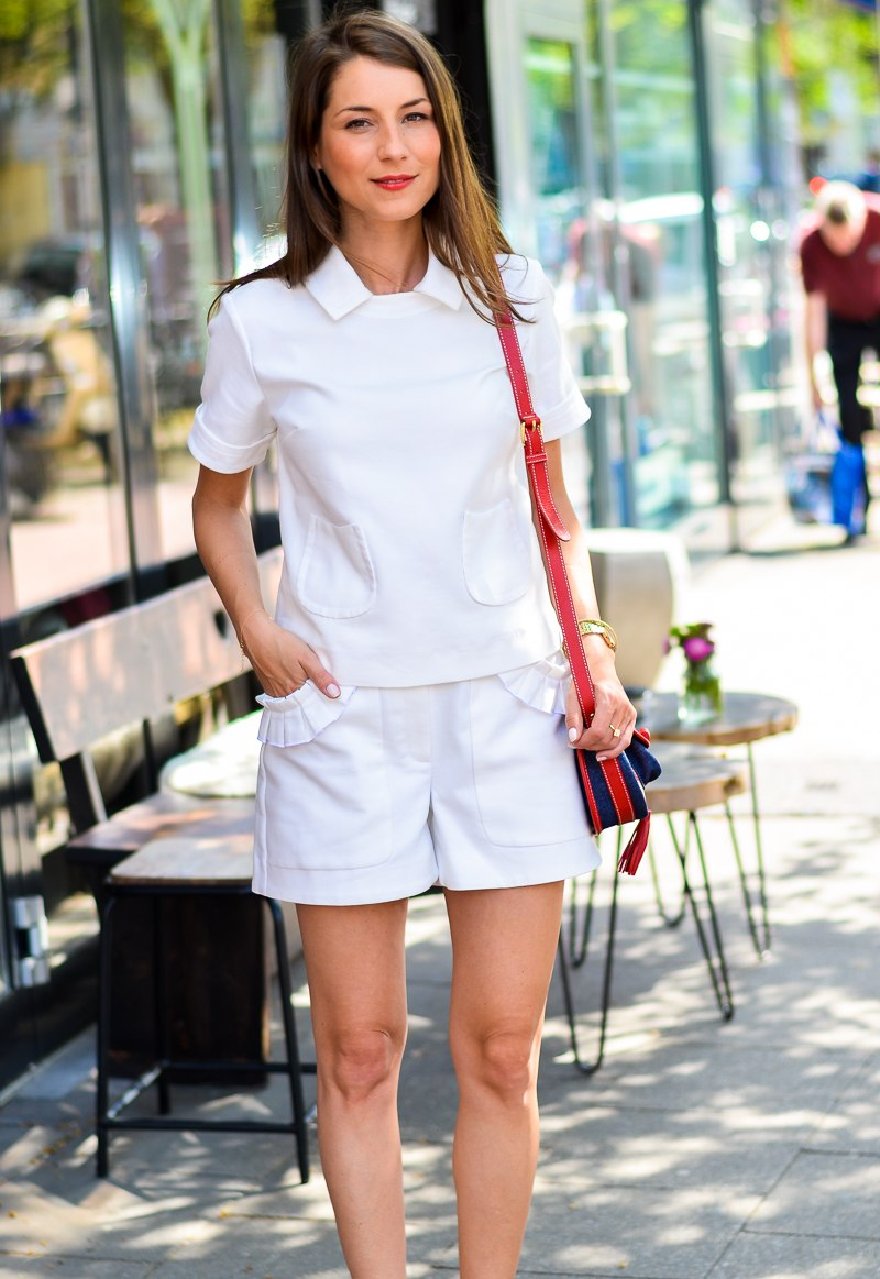 all , white , everything , summer , weißes , weisses , Sommer , outfit, , look , style , blog