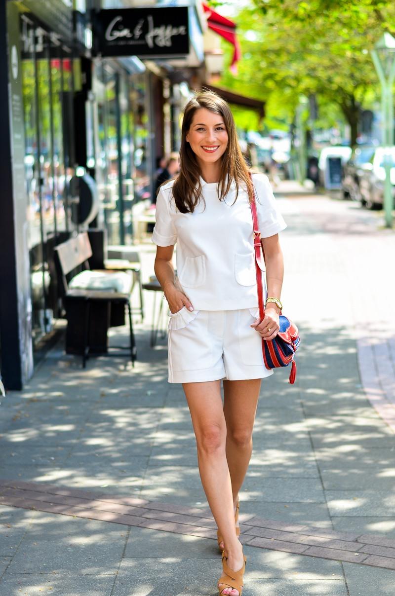 outfit all white v j du modeblog aus deutschland fashion blog from germany. Black Bedroom Furniture Sets. Home Design Ideas