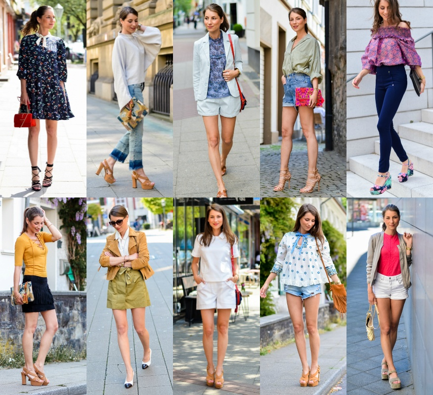 MAY OUTFIT REVIEW: WHAT'S YOUR FAVORITE?