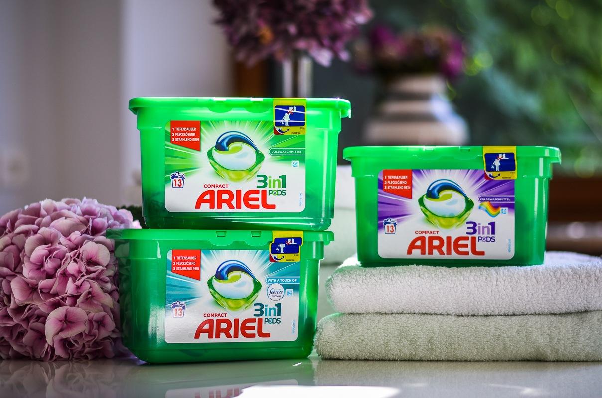 Ariel 3 in 1 pods erfahrungen