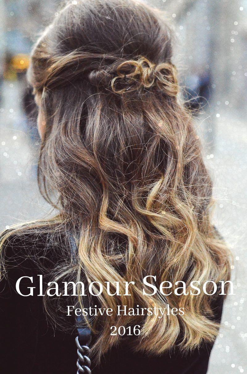 Festliche frisuren glamour