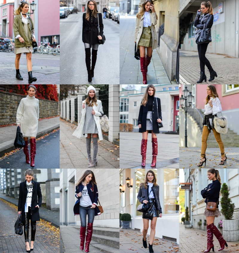 herbst looks 2016 inspiration fashion blog deutschland