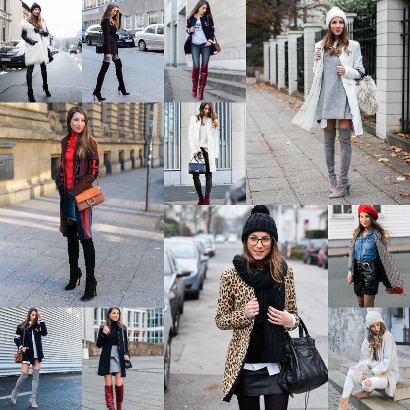 Winter Outfit Review 2016/2017