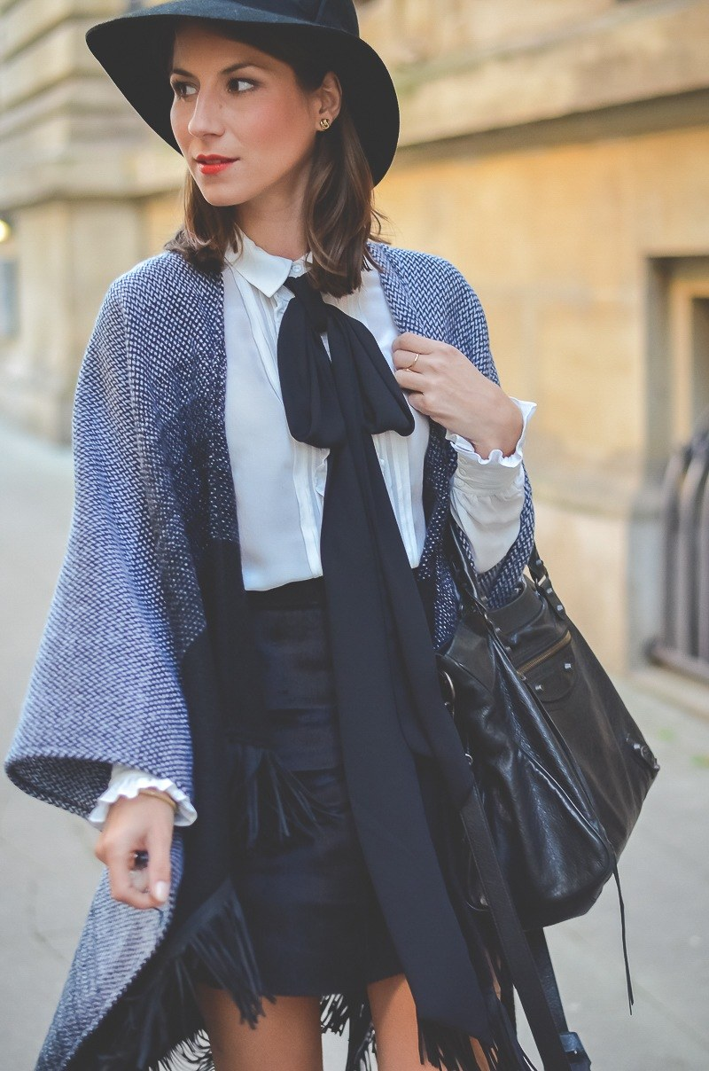 OUTFIT: HERBST MUST-HAVE CAPE