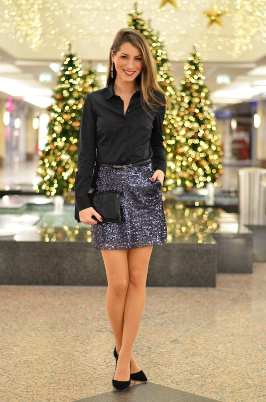 Outfit :: Oh holy night – Mein Weihnachtsoutfit 2014