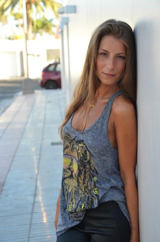 Outfit :: Lauren Moshi Rasta Lion