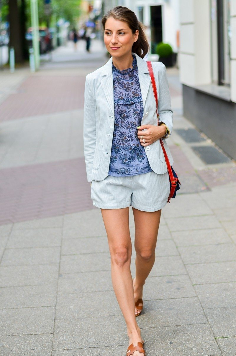 OUTFIT: SUMMER CITY CHIC