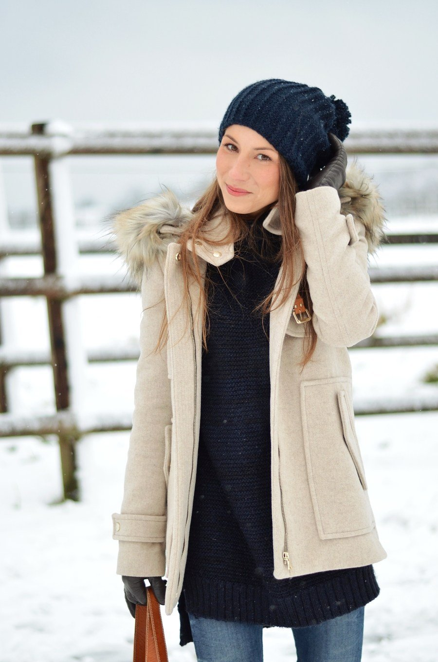 Outfit :: Happy New Year – My first winter look 2015