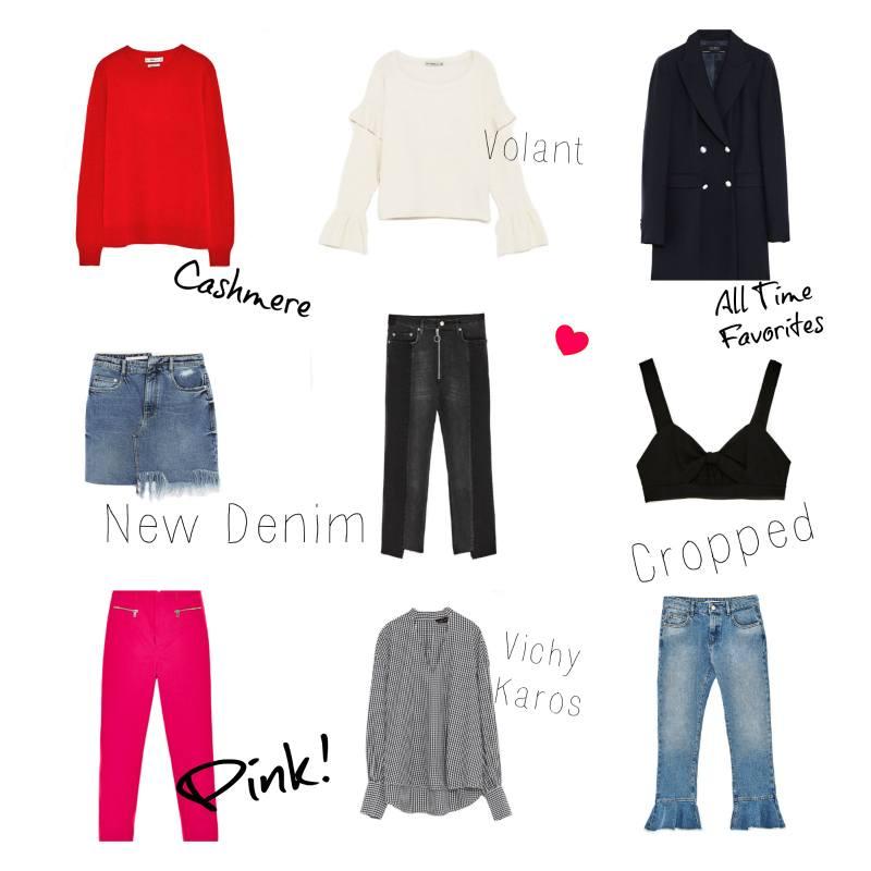zara favorite picks spring 2017 collection blog