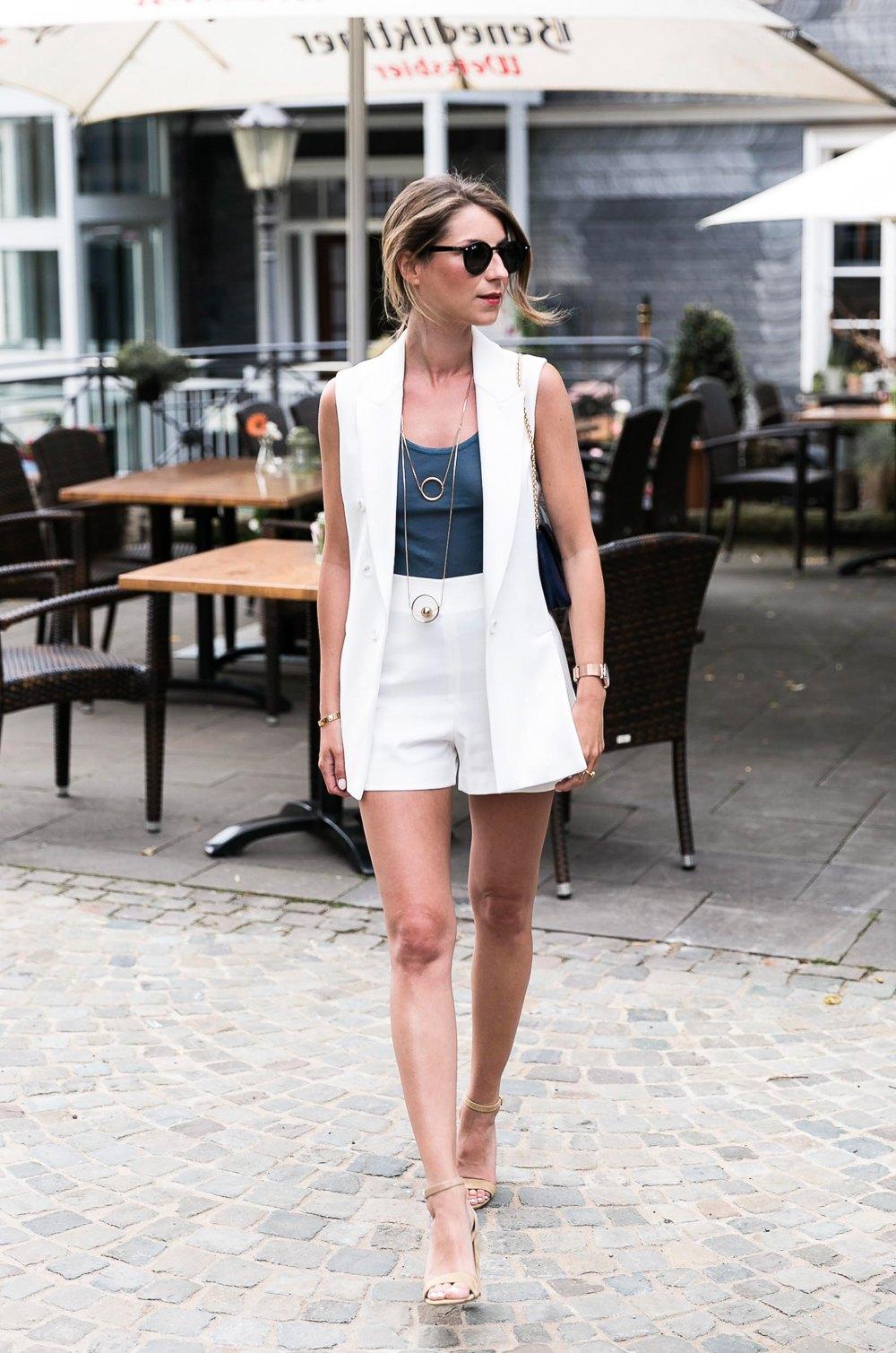 White for Summer – und die Geschichte vom kleinen Horst