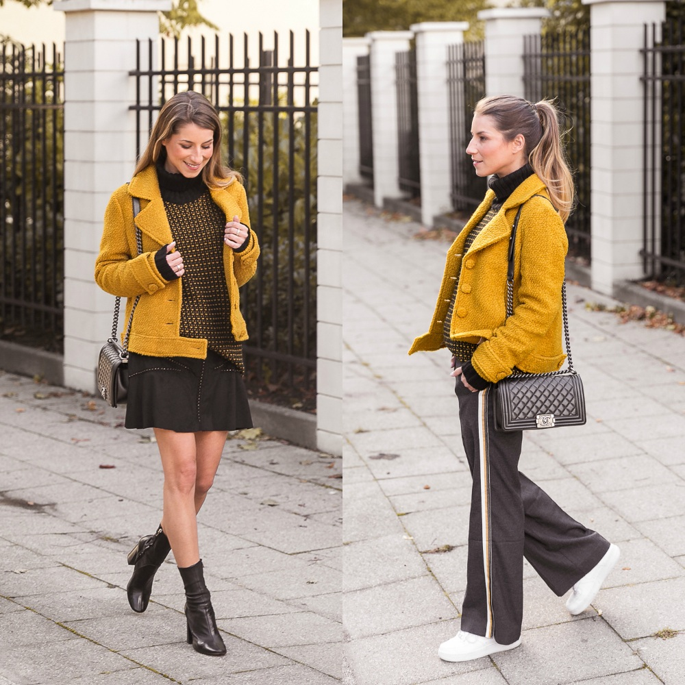 Casual & Chic :: Two Pieces – Two Styles