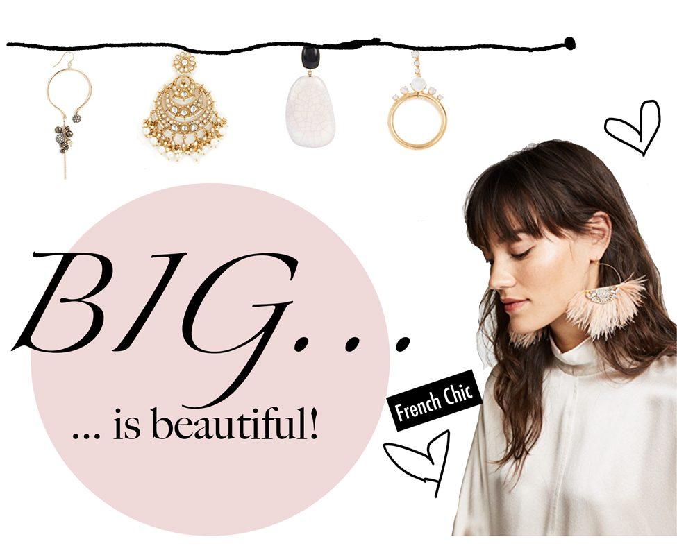 French Chic :: Die schönsten Statement Ohrringe für jedes Outfit