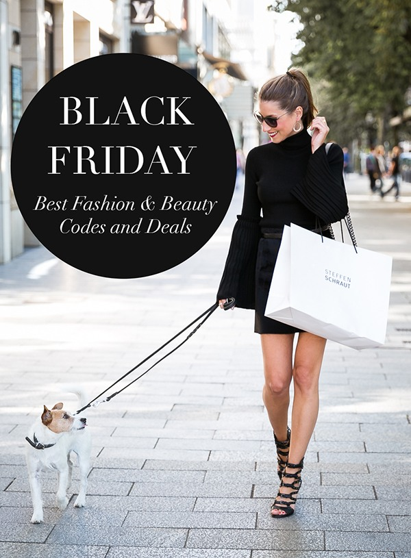 black friday fashion beauty mode 2017 all codes best deals