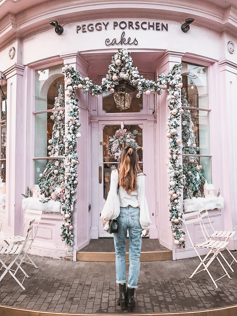 peggy porschen christmas decoration london fashion blog