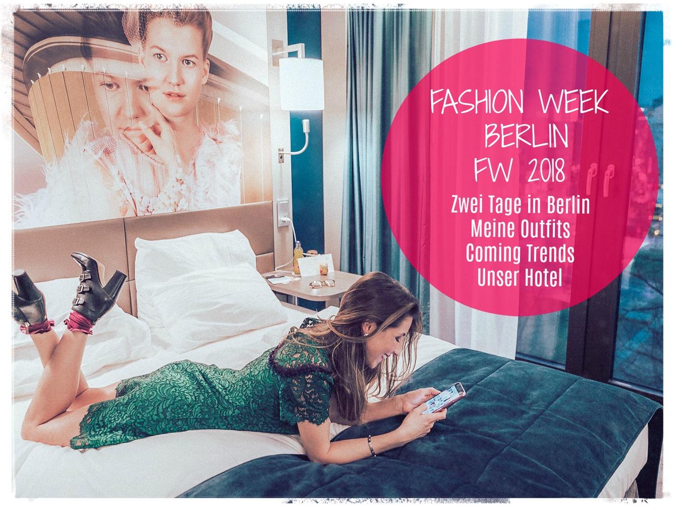 Berlin Calling :: Fashion Week Berlin Januar 2018