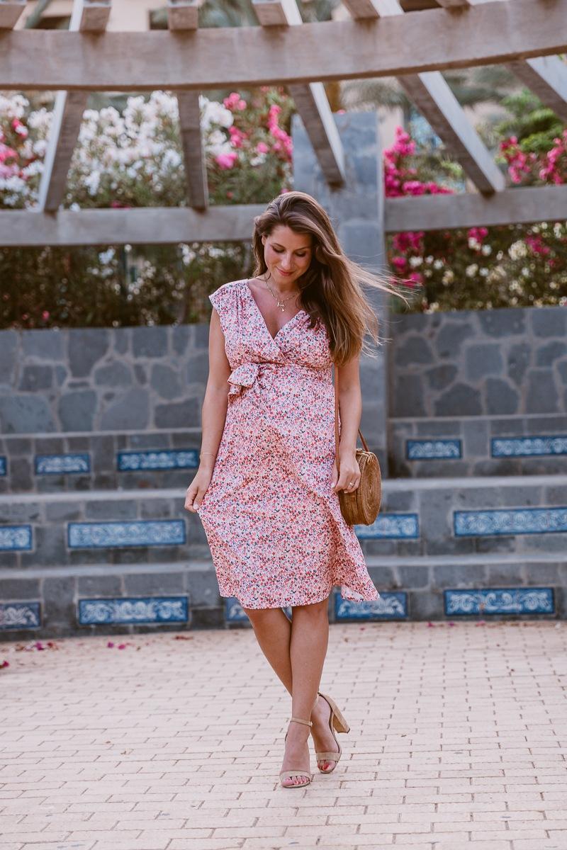 kleid schwangerschaft sommer umstandsmode mode blog inspiration outfit veja du 12