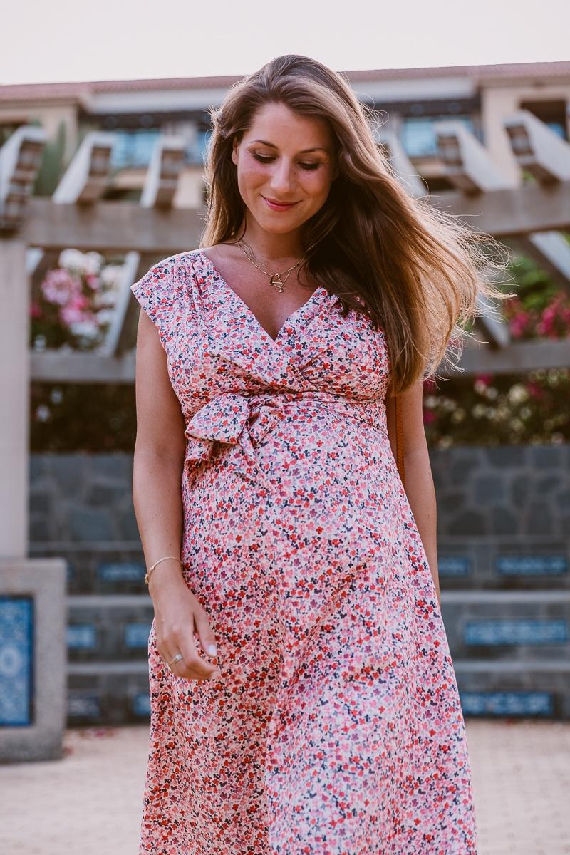 kleid schwangerschaft sommer umstandsmode mode blog inspiration outfit veja du 15