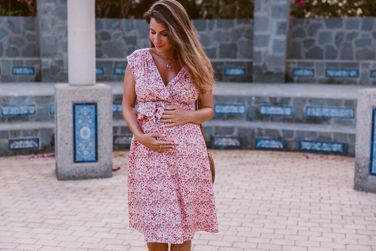 kleid schwangerschaft sommer umstandsmode mode blog inspiration outfit veja du 17